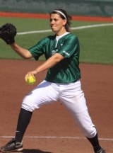 Kentucky Cruises by Marshall Twice in Women's Softball